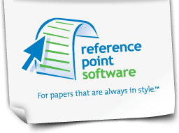 apa format styles for typing papers in apa style reference point