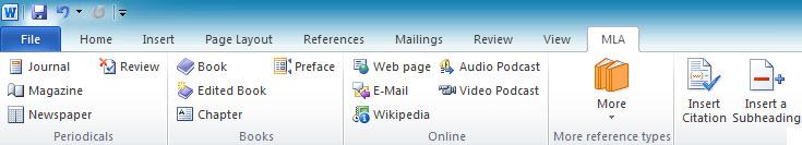 mla 8th edition format templates for windows  u0026 mac
